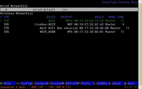 Broadcom BCM4311 Wifi Issues / Newbie Corner / Arch Linux Forums